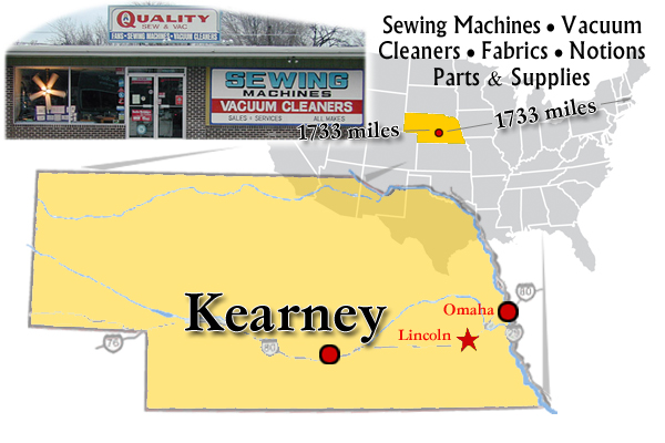 Kearney Quality Sew & Vac, Inc.