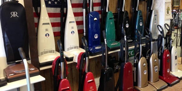 Vacuum cleaners, accessories, parts and repair